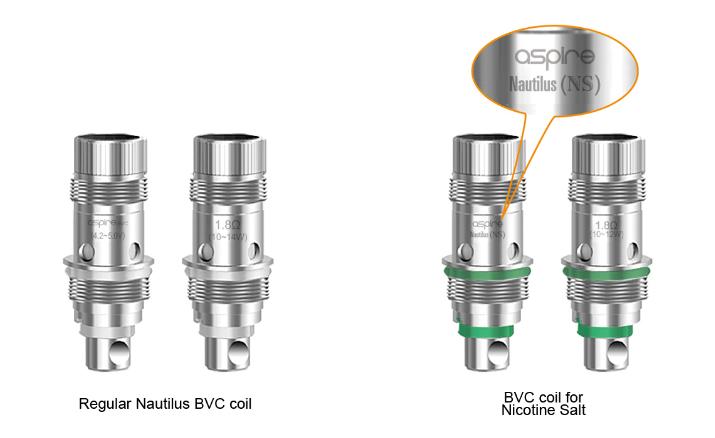 bvc 1.8ohm coil