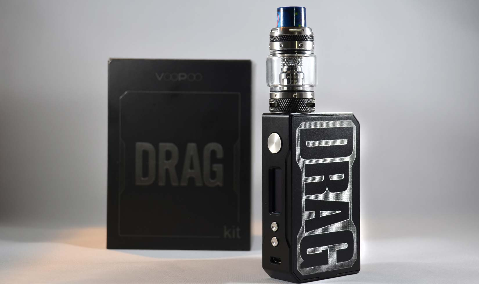 How to Use VOOPOO Drag Vape Kit | User Manual