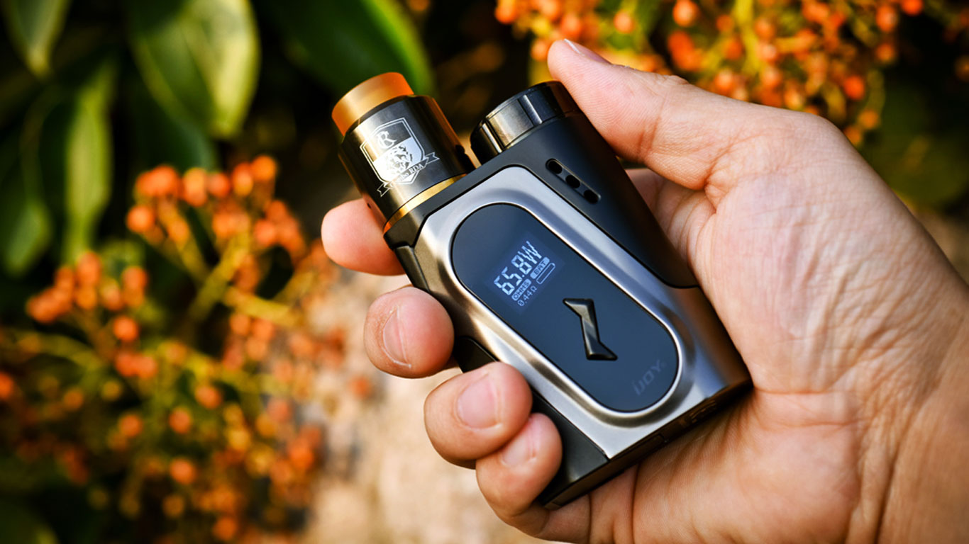 How to Use IJOY CAPO SQUONKER Kit - User Manual
