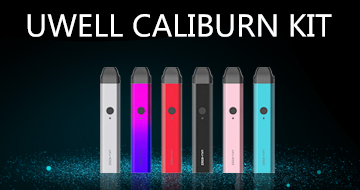 Uwell Caliburn Kit