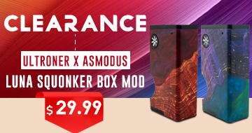 asMODus Luna Squonker Box Mod