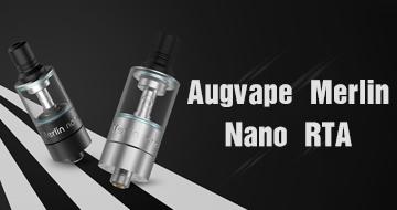 Augvape Merlin Nano RTA