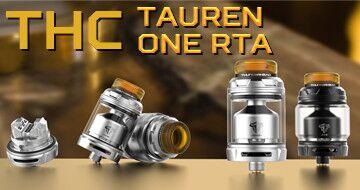 THC Tauren One RTA