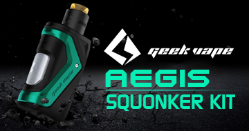 GeekVape Aegis Squonker Kit