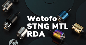Wotofo STNG MTL RDA