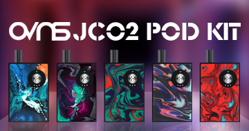 VOvns JC02 Pod Kit