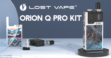 Lost Vape Orion Q-PRO Pod Kit