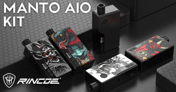 Rincoe Manto AIO Pod Kit