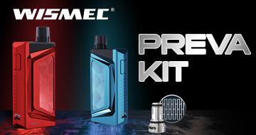 Wismec PREVA Kit