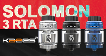 Kaees Solomon 3 III RTA