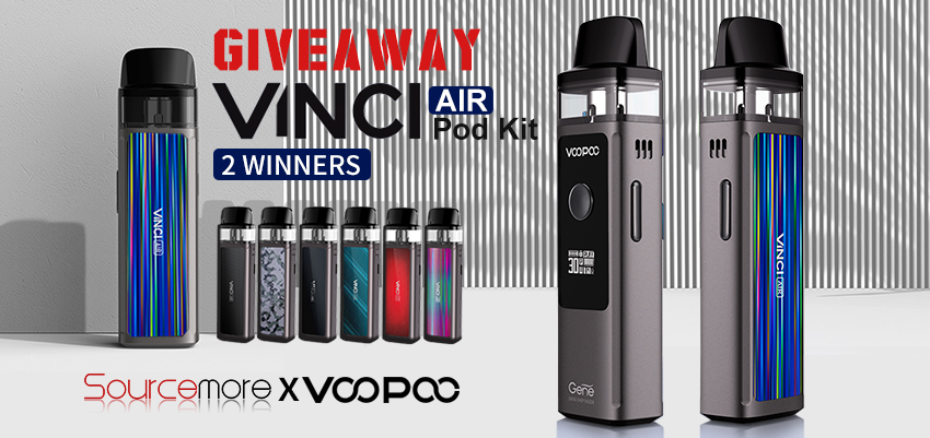 VINCI AIR Pod Kit