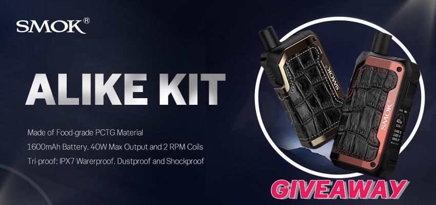 SMOK Alike Kit