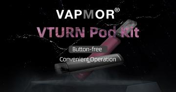 VAPMOR VTURN Pod Kit
