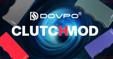 DOVPO Clutch 21700 Mech Mod