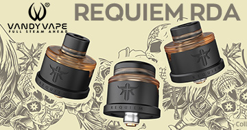 Vandy Vape Requiem RDA