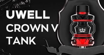 Uwell Crown 5 V Tank