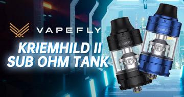 Vapefly Kriemhild II 2 Sub Ohm Tank