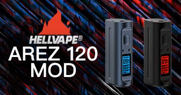 Hellvape Arez 120W Mod