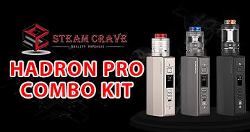 Steam Crave Hadron Pro DNA250C Combo Kit