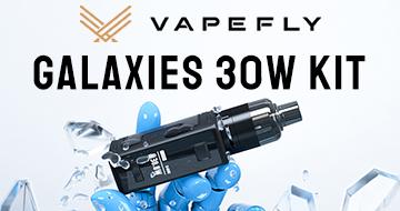 Vapefly Galaxies 30W Kit
