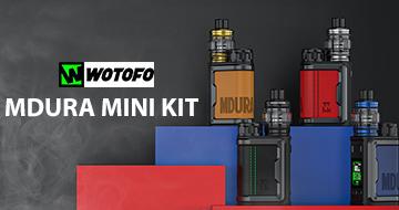 Wotofo MDura Mini Kit