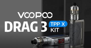 VOOPOO Drag 3 TPP-X Kit
