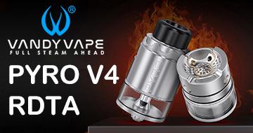 Vandy Vape Pyro V4 RDTA